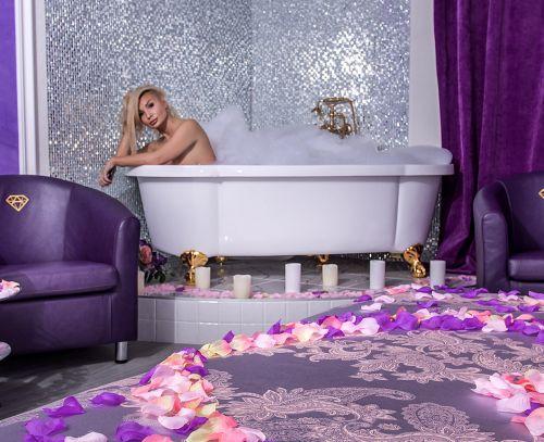 Роскошные ванны